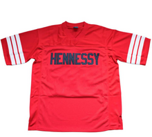 RED & BLACK HENNESSY PRODIGY MOBB DEEP #95 FOOTBALL MUSIC THROWBACK JERSEY - ThrowbackJerseys.com