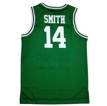 GREEN FRESH PRINCE OF BEL-AIR JERSEY WILL SMITH #14 BASKETBALL THROWBACK JERSEY