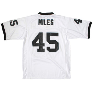 WHITE MILES #45 PERMIAN FOOTBALL THROWBACK MOVIE JERSEY - ThrowbackJerseys.com