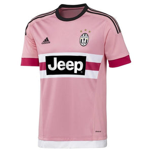 sale retailer 7cff6 fe68f PINK JUVENTUS JEEP SOCCER JERSEY