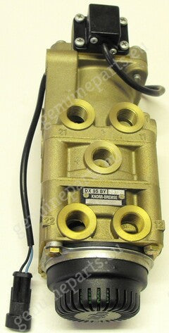 Knorr-Bremse Foot Brake Valve DX95BY - DX95BY