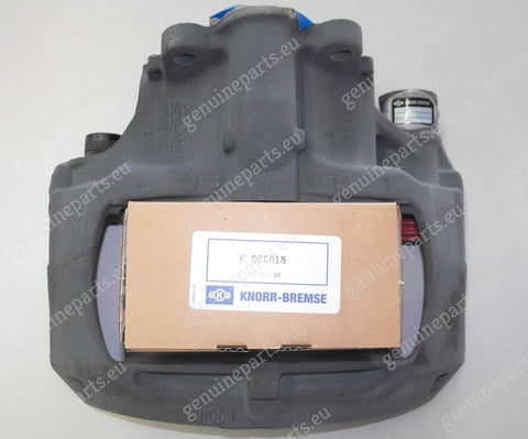 Knorr-Bremse Exchange Caliper - Rationalised SN7185RC - K003781