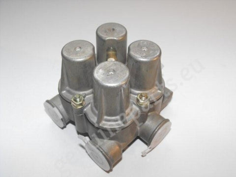 Knorr-Bremse Four Circuit Prot. Valve AE4404 - I88768