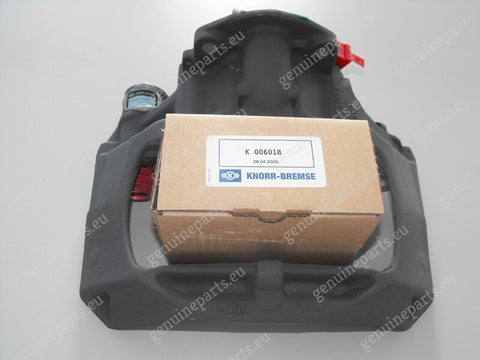 Knorr-Bremse Exchange Caliper - Rationalised SN7218RC - K003814