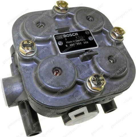 Knorr-Bremse Four Circuit Prot. Valve 0481062308 - 0481062308000