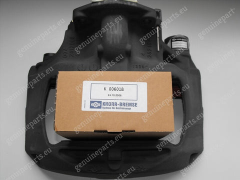 Knorr-Bremse Exchange Caliper - Rationalised SN7186RC - K003783