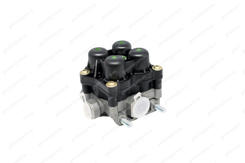 Knorr-Bremse Four Circuit Prot. Valve AE4653 - K023347