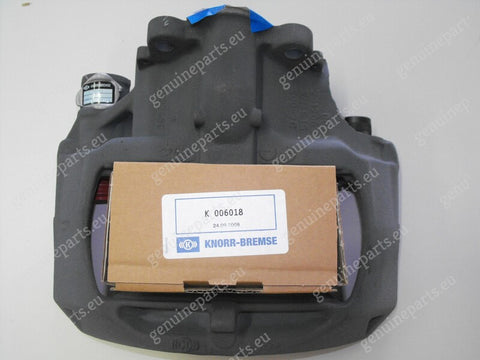 Knorr-Bremse Exchange Caliper - Rationalised SN7195RC - K003782