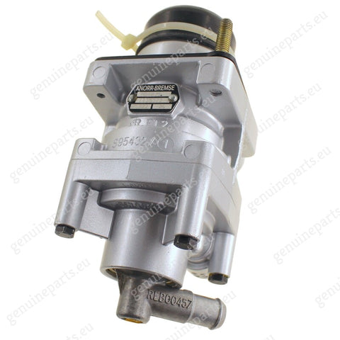 Knorr-Bremse Foot Brake Valve MB4825 - II35372