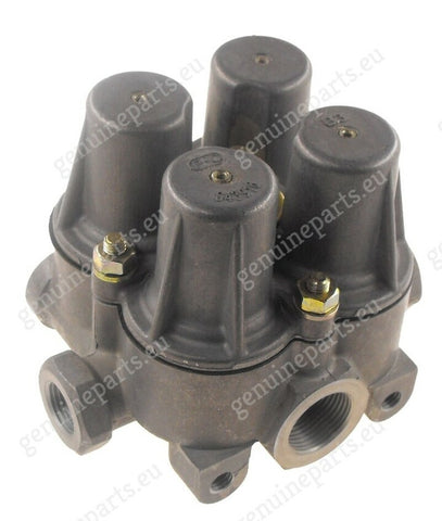 Knorr-Bremse Four Circuit Prot. Valve AE4168 - I75300
