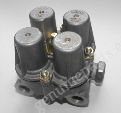 Knorr-Bremse Four Circuit Prot. Valve AE4178 - I80190