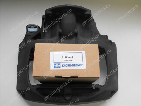Knorr-Bremse Exchange Caliper - Rationalised SN7196RC - K003784