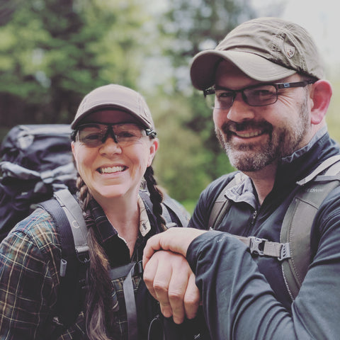 Todd and Heather PNWBUSHCRAFT Owners