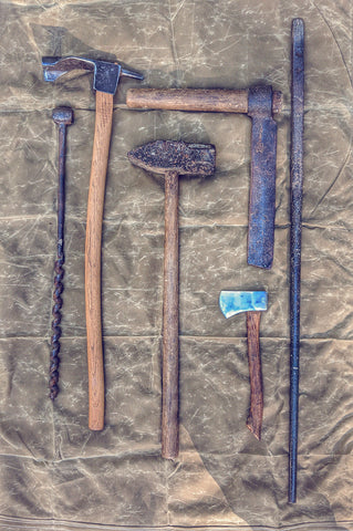 vintage axe gear pnw bushcraft