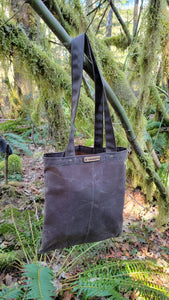 waxed canvas outdoor gear