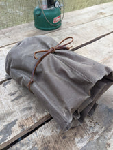 The Alder Waxed Canvas Roll Up - PNW BUSHCRAFT