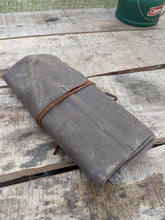 The Alder Waxed Canvas Roll Up - PRE-ORDER