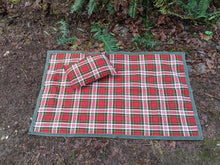 Flannel Lined Waxed Canvas Groundcloth