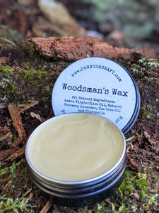 Woodsman's Wax by PNWBUSHCRAFT