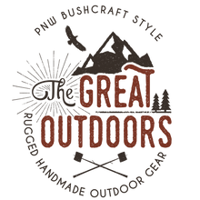 The Great Outdoors T Shirt by PNW Bushcraft