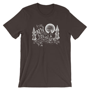 PNW Bushcraft Short-Sleeve Unisex T-Shirt