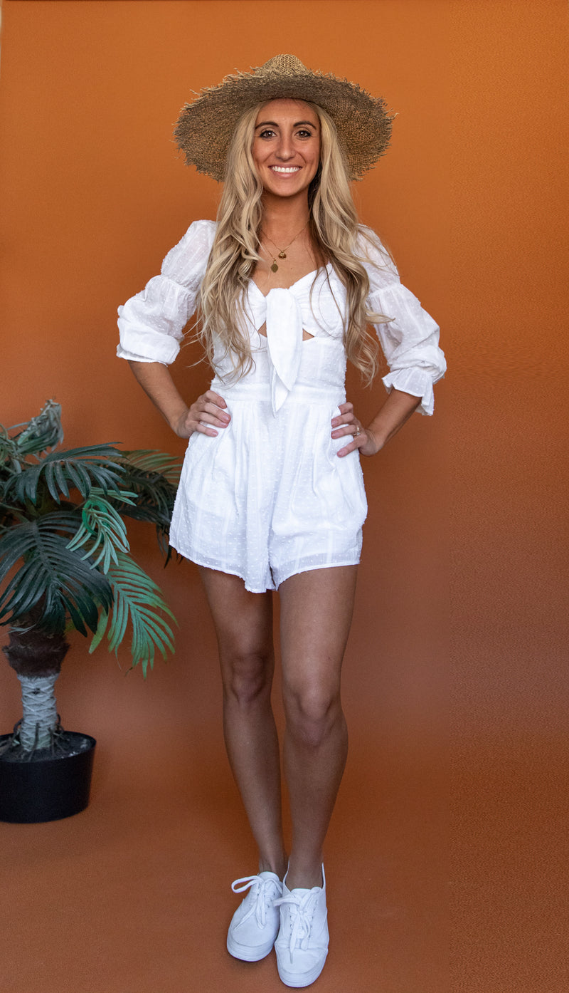 Unapologetically You Romper