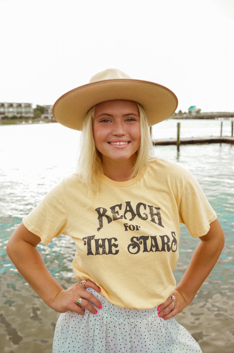Reach For The Stars Graphic T