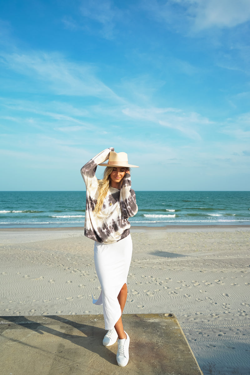 Sand Dune Pullover