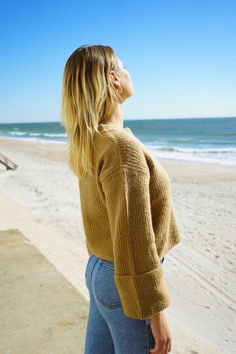 Cameryn Button Down Sweater