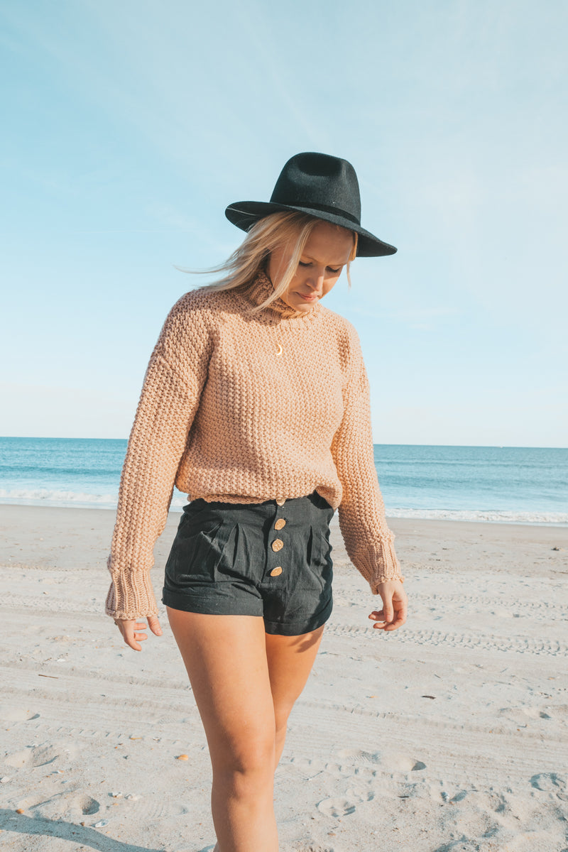 Sunset Beach Knit