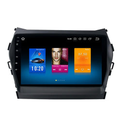 "[Open box]  9"" Octa-Core Android Navigation Radio for Hyundai Santa Fe 2013 - 2019"
