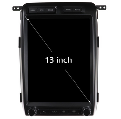 "[Open box] [ PX6 SIX-CORE ] 13"" Android 9 Fast boot Navigation Radio for Ford F-150 2009- 2014"