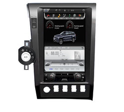 "Open Box 13.6"" Android Vertical Screen Navigation Radio for Toyota Tundra 2007 - 2013"