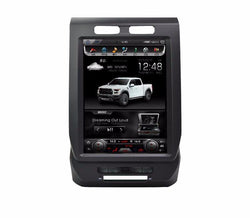 "[Refurbished]  12.1"" Android Navigation Radio for Ford F-150 F-250 2015 - 2018"