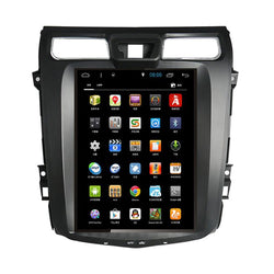 "Open Box 12.1"" Vertical Screen Android Navigation Radio for Nissan Altima / Teana 2013 - 2017"