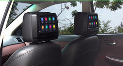 "9"" Headrest Car Headrest DVD Player Monitor with 1080p support HDMI Port"