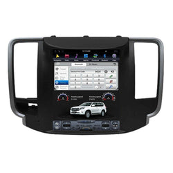 "Open box 10.4"" Vertical Screen Android Navigation Radio for Nissan Altima Teana 2008 - 2012"