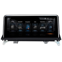 "[Open box] 10.25"" Android Navigation Radio for BMW X5 (E70) X6 (E71) 2010 - 2013"