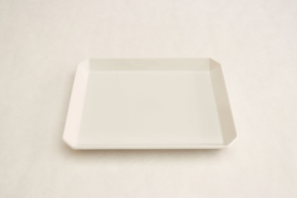 "TY""Standard"" Square Plate 165"
