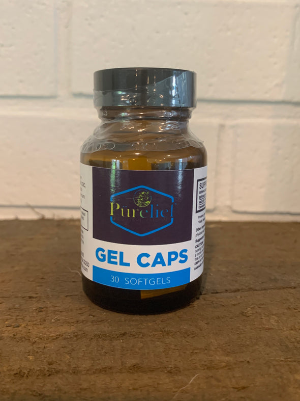 Gel Capsules 30 (25 mg each)