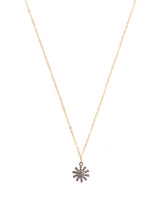 Load image into Gallery viewer, Pave Diamonds Star, 14k Goldfilled Chain
