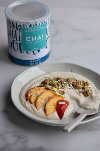 Chai Collagen Yoghurt
