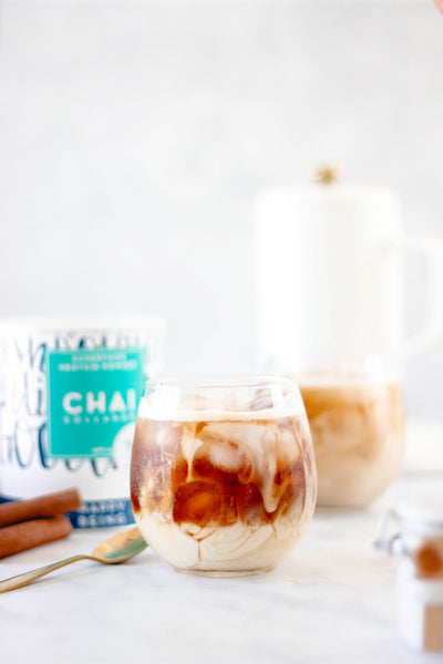Iced Chai Collagen Coffee
