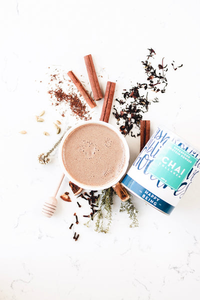 Chai Collagen Latte