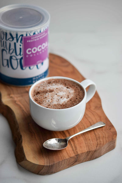 Comforting Collagen Hot Cocoa