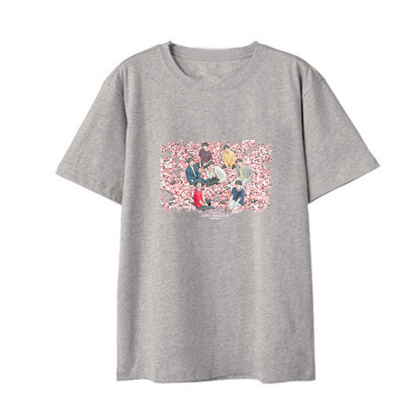 """BTS BANGTAN BOYS LOVE YOURSELF"" T-SHIRT"