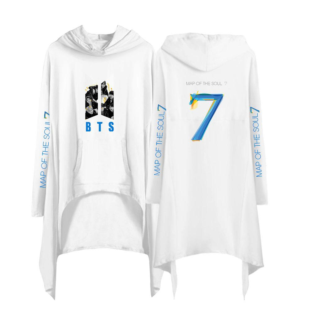 BTS BANGTAN BOYS MAP OF SOUL 7 KARDIGAN