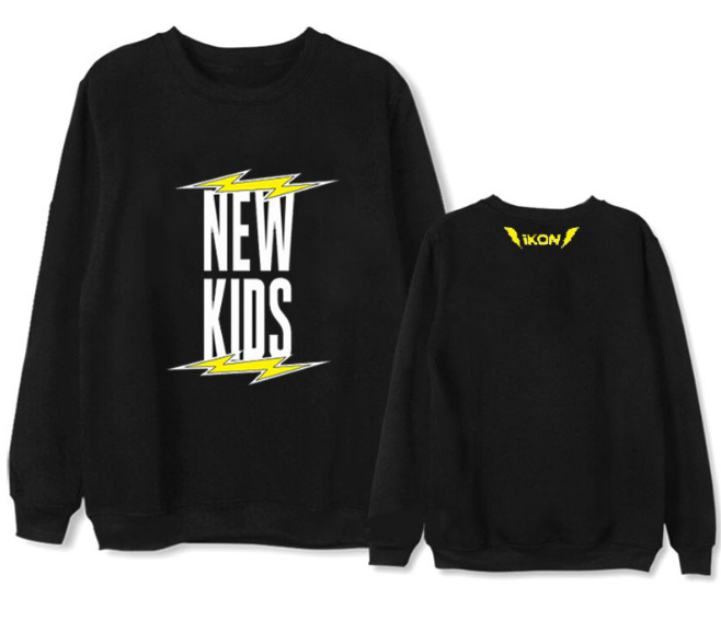 iKON NEW KIDS BLUZA