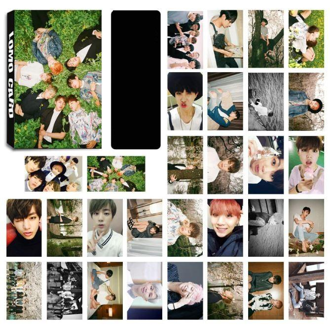 KPOP LOMO CARDS 30 PIECES