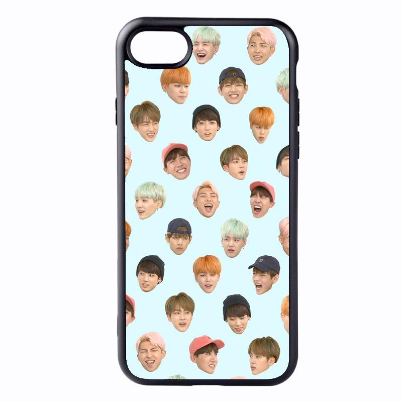 BTS BANGTAN BOYS ETUI DO TELEFONU